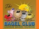 The Bagel Club & LA Cafe Logo