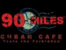 90 Miles Cuban Cafe Logo