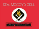 Real McCoy's Grill Logo