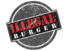 Illegal Burger Logo