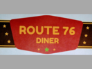 Route 76 Diner Logo