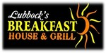 Lubbock Breakfast House 50th Logo