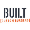 BUILT Custom Burgers Logo