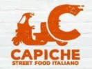 Capiche Street Food Italiano Logo