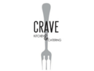 Crave Kitchen and Cocktails Logo