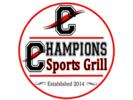 Champions Sports Grill Logo