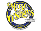 Mike O'Shay's Logo