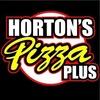 Horton's Pizza Plus Logo