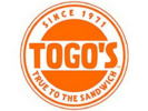 TOGO'S Sandwiches Logo