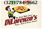 DiLorenzo's Pizza, Subs & Italian Restaurant Logo