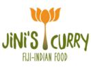 Jini's Curry - Fiji Indian Food Logo