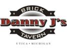 Danny J's Brick Tavern Logo