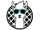 The Dolly Llama Logo