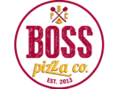 BOSS Pizza Company Logo