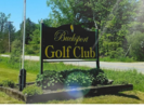 Bucksport Golf Club Logo