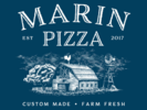 Marin Pizza Logo
