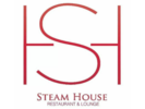 Steam House Restaurant and Lounge Logo