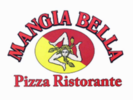 Mangia Bella Pizza Logo