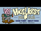 Hogs & Kisses... pub and club. Logo