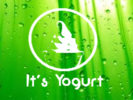 It's Yogurt Logo