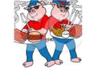BILL'S BBQ Logo