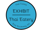 Exhibit Thai Eatery Logo
