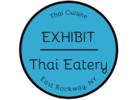 Exhibit Thai Eatery Logo