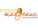 Mango Mangeaux: A Simply Panache Bistro Logo