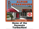 Alpine Steakhouse Logo