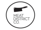 Meat District Co. Logo