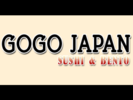 Go Go Japan Sushi and Bento Logo