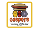 Caspers Hot Dogs Logo