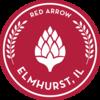 Red Arrow Tap Room Logo