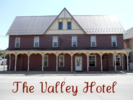 Valley Hotel Logo