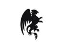 Black Gryphon Logo