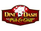 Dine N Dash Pub & Grill Logo