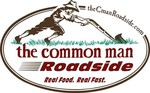 The Common Man Roadside - Northbound - Hookset Welcome Center Logo