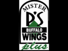 Mr. P's Buffalo Wings Logo