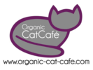 Organic Cat Cafe Logo