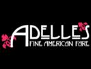 Adelle's Fine American Fare Logo