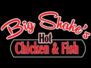 Big Shake's Hot Chicken & Fish Logo