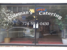 Coleman's Catering & Cafe Logo