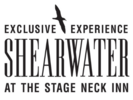 Shearwater at the Stage Neck Inn Logo