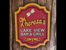 Theresa's Lake View Bar & Grill Logo