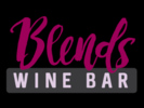 Blends Wine Bar Logo