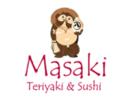 Masaki Teriyaki and Sushi Logo