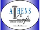 Athens Cafe' Logo