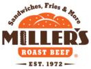 Miller's Roast Beef Logo