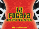 La Fogata Mexican Food Restaurant Logo