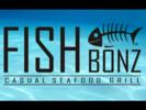 Fishbonz Casual Seafood Grill Logo